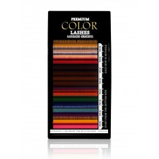 Premium Color Lash C-Curl 0.15 12mm