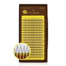 Y-Lashes C-curl 0.15 Mix